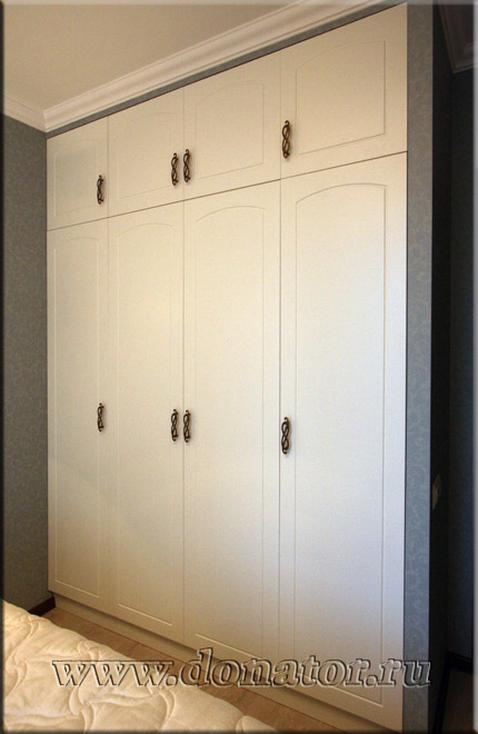Кухни и шкафы-купе на заказ в г. мытищи от фирмы донатор. ак.