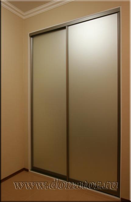 """565) шкаф-купе, """"версаль"""", цвет """"белый"""", зеркало """"сатин"""" :: ."""